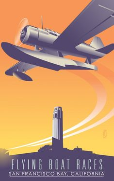 oh flying boats - wonderful John Mattos