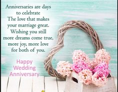 97 Anniversary Quotes Marriage Anniversary Wishes 22 Wedding Anniversary Quotes For Couple, Marriage Anniversary Quotes, Happy Wedding Anniversary Wishes, Anniversary Message, Quotes Marriage, Wedding Quotes, Parents Anniversary, Marriage Prayer, Happy Anniversary To Friends