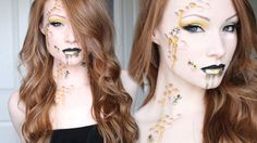Queen Bee Makeup/Hair Tutorial