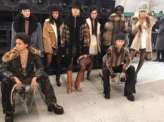 Scenes on the street outside @marcjacobs' FW17 show at #NYFW! #HarpersBazaarSG #regram @glendabailey  via HARPER'S BAZAAR SINGAPORE MAGAZINE OFFICIAL INSTAGRAM - Fashion Campaigns  Haute Couture  Advertising  Editorial Photography  Magazine Cover Designs  Supermodels  Runway Models