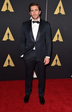 Jake Gyllenhaal at the Governors Awards
