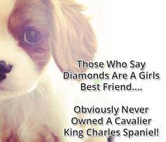 but diamonds are good too