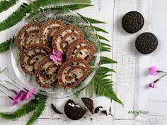 AranyTepsi: Oreokrémes keksztekercs