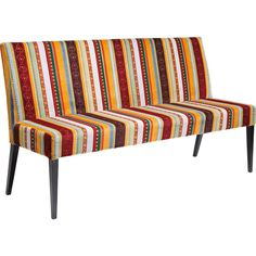 KARE Design Econo Very British Upholstered Dining Bench | Wayfair.co.uk