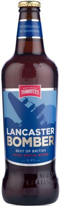Lancaster Bomber   Daniel Thwaites