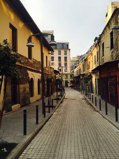 Charm of #thessaloniki streets