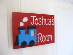 Yup, making this. The letters look exactly like the letters I make. Except I don't have a Joshua.