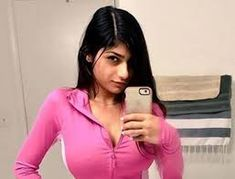boobs before Mia khalifa