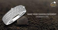 Make your fashion statement with Keya Jewelry.