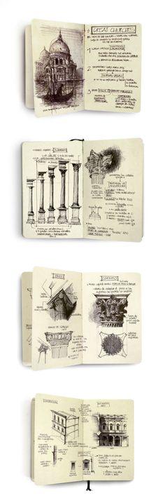 drawings of eyes Travel Sketchbook, Art Sketchbook, Drawing Sketches, Art Drawings, Drawing Tips, Architecture Sketchbook, Sketch Journal, Illustration, Sketchbook Inspiration