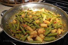 Phrasbi chi Bhaji | Indian recipes #vegetarian #vegan