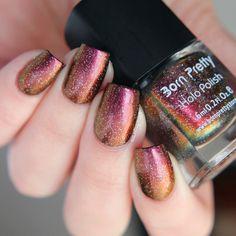 $10.99 1pc 6ml Born Pretty Chameleon Nail Polish Varnish 32# (Black Base Color Needed) - BornPrettyStore.com