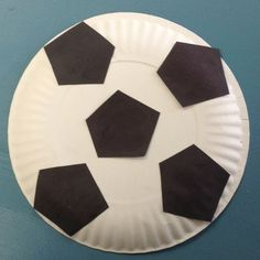 Sport crafts for kids art projects soccer ball 57 ideas for 2019 Soccer Ball Crafts, Toddler Crafts, Crafts For Kids, Kids Sports Crafts, Theme Sport, Kids Soccer, Soccer Tips, Soccer Skills, Sport Craft