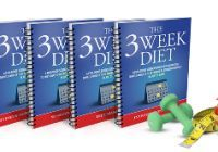 3 Week Diet PDF Free Download. The 3 week diet plan is a science-based weight loss program that guarantees a user to lose 12-23 lbs. of body weight in only 21 days. The primary creator of this unique weight-reduction program is Brian Flatt who is a sports nutritionist, head coach and personal trainer and has worked for many years in his specialised area. He has taught several of his followers to effectively lose stubborn fat and also build powerf