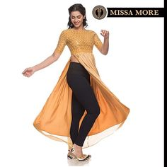 """Fusion"" section Now Updated With New Styles! Get this ""Headturner V.2.0"" at just 1650₹ #missamore"