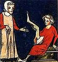 EDAD medios y la medicina, la medicina en La Edad Media, p. 13: Medicina y Cirugía