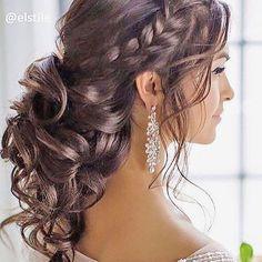 Wedding Hairstyle picoftheday #photooftheday #2016 #instadaily #instagram #daily #hair #hairstyle #hairstyles #weddinghair #haare #frisur #hochzeitsfrisur #frisuren #ideen #ideas #blumen #flowers #brownhair #schön #beauty #friday #weekend #inspiration #inspired #goals # #brünett