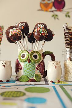 Adorable owl party
