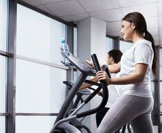 20-Minute Elliptical Sprint Workout