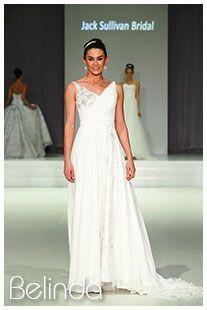 BELINDA / Wedding Dresses / Mercedes Fashion Week / Jack Sullivan Bridal