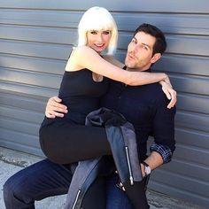 Nick and Eve O Grimm, Grimm Cast, Grimm Series, Tv Series, Portland Oregon, Ver Series Online Gratis, Nick Burkhardt, Grimm Tv Show, Fairy Tail Quotes