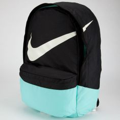 f12a7454dc Buy black and turquoise nike backpack