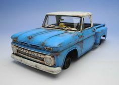 1965 chevrolet pickup | Doozy Magazine: 1965 Chevy Stepside Pickup