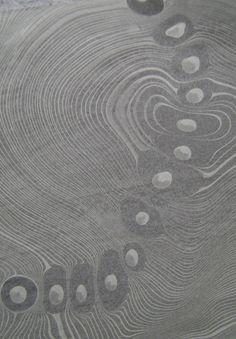 suminagashi study 5 by dancing grey studio