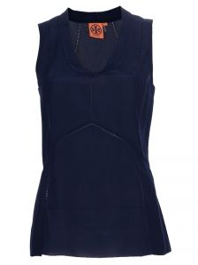 TORY BURCH paneled vest top £97.28