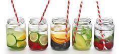 recettes eaux dotés amincissantes