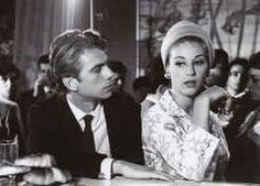 Ο ΛΑΚΗΣ ΚΟΜΝΗΝΟΣ και η ΖΩΗ ΛΑΣΚΑΡΗ στην ταινια ΕΓΩΙΣΜΟΣ 1964
