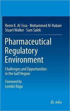 Pharmaceutical Regulatory Environment PDF