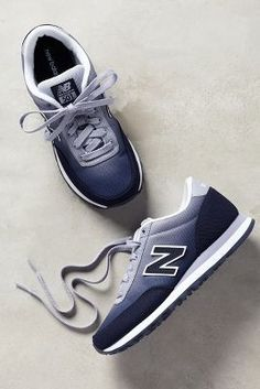 New Balance 501 Sneakers Purple #anthrofave