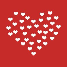 Check out this awesome design on Great Pictures, Hearts, Big, Awesome, Check, Design