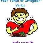 Irregular Past Tense Verbs are tricky! Use this as a test or just a practice. In the directions I give the option of marking out 5 they don't want ...