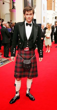 David Tennant Of The Day - 23rd July 2014:  Attending the BAFTA TV Awards - May 2005