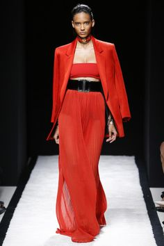The Top 10 Trends of Spring 2015: The Ultimate Fashion Week Cheat Sheet – Vogue - Balmain