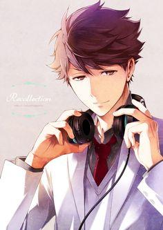 Oikawa | Haikyuu!! #anime