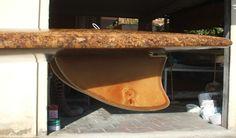 Cork Made Surfboard by A. Canfora