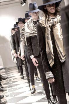 Joshua Kane Bespoke Autumn Winter 2015.16