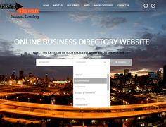 DYNAMIC WEBSITE DESIGN CMS - DIRECT'it HIGHVELD online business directory website
