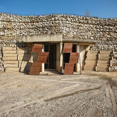 Igualada Cemetery by Enric Miralles + Carme Pinos