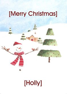 """HelloTurtle Christmas Cards """"xmas personalised card Personalise and send this Christmas card to someone you care about. Same day despatch on orders received before (Mon-Fri) Merry Christmas, Xmas, Christmas Ornaments, Personalised Christmas Cards, Penguins, Create, Holiday Decor, Merry Little Christmas, Custom Christmas Cards"""