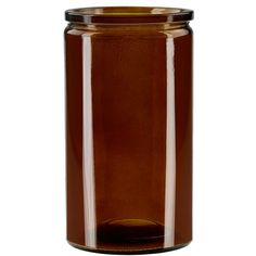 16oz Calypso Glass Jar - case of 12 | Glassnow   add a pop of excitement to your scented summer candle products. Shop glass now.com for wholesale quantities and pricing. #candles #candle #candlemaker #homefragrance #candlecontainers #candlejars #glassjarsforcandles