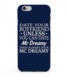 Dating Mc Dreamy CASE  #gift #idea #shirt #image #music #guitar #sing #art #mugs #new #tv #cool