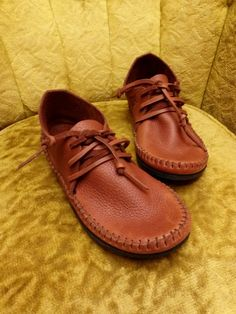 NEW! Sneakasin Moccasin Hand Stitched Soft Bullhide Leather Upper With A Durable Flexible VIBRAM Sole Everyday Mens Womens Moccasins