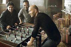 Pele, Zidane & Maradona