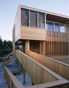 Beach House, Fire Island, NY | Peter Brotherton Architect, P.C. | Photo by Catherine Tighe