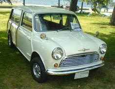 1965 Morris Mini Traveller