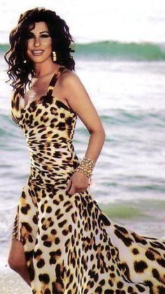 Lady Luxe Summers- ~Najwa Karam- Via ~LadyLuxury~